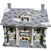 Cumberland House from Dept 56 Christmas Snow Village