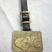 Vintage Watch Fob Ray Go Rascal