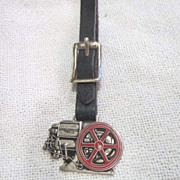 Vintage Watch Fob International