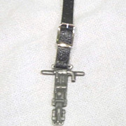 Vintage Watch Fob Gardner Denver Co.