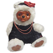 "Robert Raikes Bear ""Zelda"" Flapper"