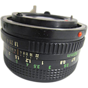 Canon Camera Lens FD 50mm Made in Japan