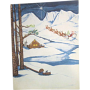 Christmas Dinner Menu 8th US Army Dinner Korea 1953