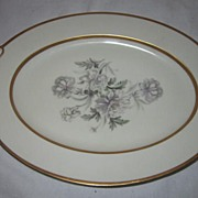 Vintage Noritake  Ceramic Serving Platter