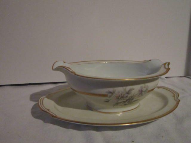 Vintage Noritake Ceramic Gravy Bowl
