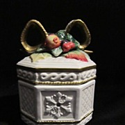 Fritz and Floyd Trinket Box