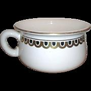 Ceramic Chamber Pot