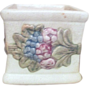 Weller Pottery Roma Pattern Square Planter
