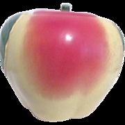 Hull Apple Cookie Jar c1950