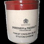 Denby English Crockery Blue Cheese Pot from Fortnum & Mason Ltd.