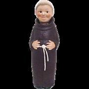 Goebel West Germany Friar Tuck or Monk Decanter