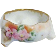 Austrian Hand Painted Open Salt