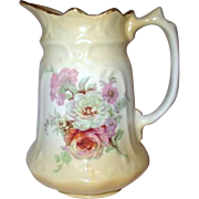 Old Foley Cream/Milk Pitcher by James Kent Ltd Staffordshire England