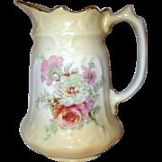 Old Foley Cream/Milk Pitcher by James Kent Ltd Staffordshire England