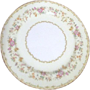 Columbine Pattern  Noritake Dinner Plate