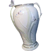 Butterfly Bejeweled Lenox Vase