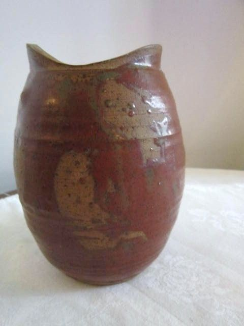 Vintage Pottery Vase Marked Kilmer