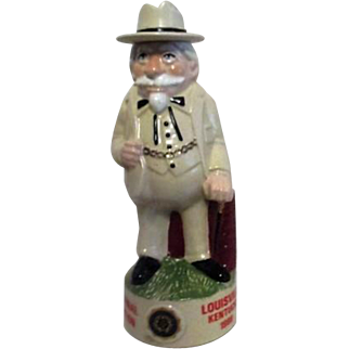 American Legion 70th National Convention Louisville 1988 McCormick Non-Alcoholic Mint Julip Decanter