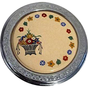 Umbertone Trivet Made for Farberware by Leigh Potters