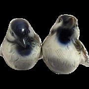 Pair of Goebel Sparrows West Germany