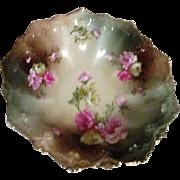 Antique Austrian Bowl Altrohlau Pattern