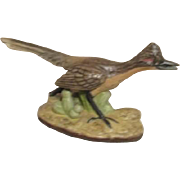 Ceramic Road Runner Figurine by Don Roberts