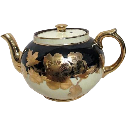 Gibson English Teapot Staffordshire England From