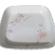 Mikasa Maxima Tremont Pattern Square Bake and Serve Dish