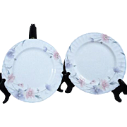 Mikasa Maxima Tremont Pattern Set of Two Buffet Platters