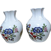 Pair of Royal Tara Irish Vases