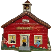 Old Schoolhouse Cookie Jar