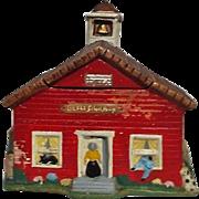 Old Schoolhouse Cookie Jar