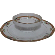 Noritake Nippon Two Tier Server