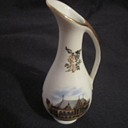 Vintage Small Pitcher Made in Western Germany