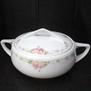 Vintage Covered Casserole Dish by Rosenthale-Donatello