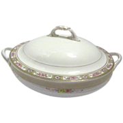 Noritake Covered Vegetable Bowl