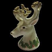 Fritz & Floyd Reindeer Candle or Ornament Holder
