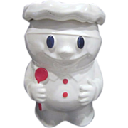 McCoy Cookie Jar Bobby Baker (Pillsbury Dough Boy)