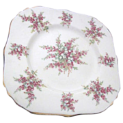 Hammersley Bone China Dessert Plate