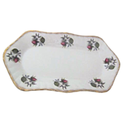 """Elizabethan"" Fine bone China Pin Tray"