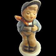 """Hummel Sculpture """"Lucky Fellow"""" #174"""