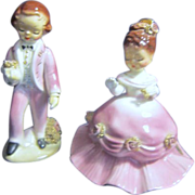 Josef Originals Young Ballroom Coupe Jacques and Renee  Made in California