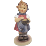 """Hummel """"From Me to You"""" Young Girl with Bowl"""