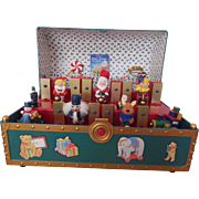 Santa's Musical Toy Chest