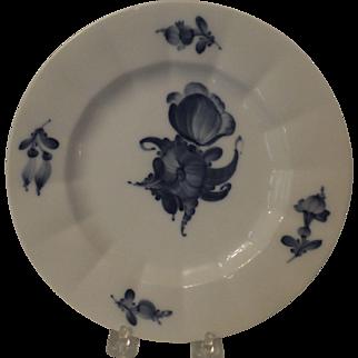 Royal Copenhagen Blue Flower Plate