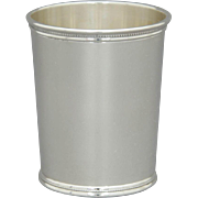 Wakefield-Scearce Sterling Silver Mint Julep Cup Gerald R. Ford