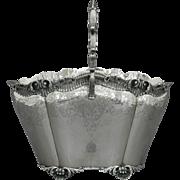Birks Sterling Silver Double Champagne Bucket