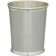 Wakefield-Scearce Sterling Silver Mint Julep Cup Ronald Reagan