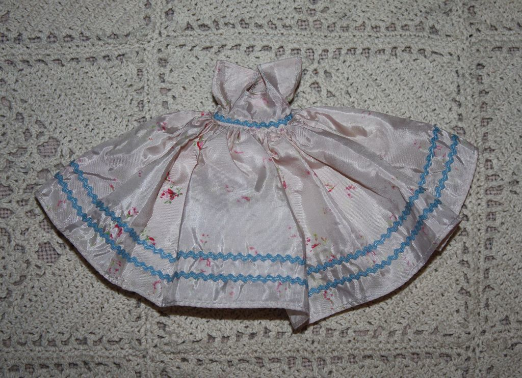Three dresses for storybook dolls from rubylane sold on ruby lane