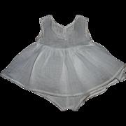 Original Ideal Shirley Temple Combination Slip 1930s